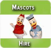 Hire mascots online