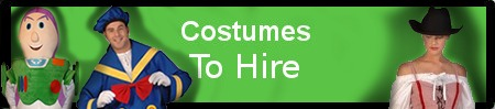 Costumes and Accessories for hire online