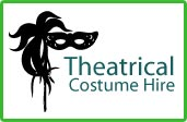 Click here to visit our Theatrical costume hire website