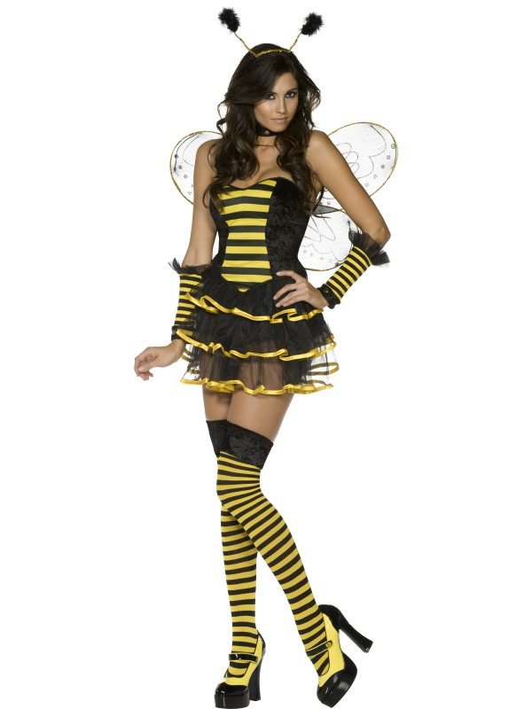 Bumblebee Costume back; Bumblebee Costume front  sc 1 st  The Costume Corner & Products: Bumblebee | The Costume Corner Fancy Dress Super Store