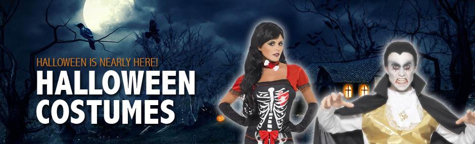 Halloween at the Costume Corner Fancy Dress at The Costume Corner