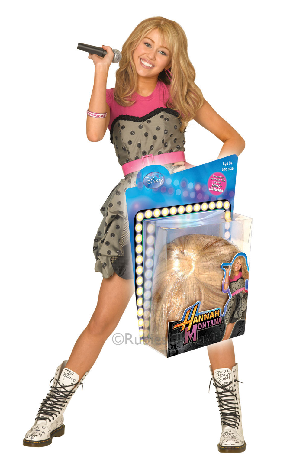 Products Hannah Montana Wig The Costume Corner Fancy