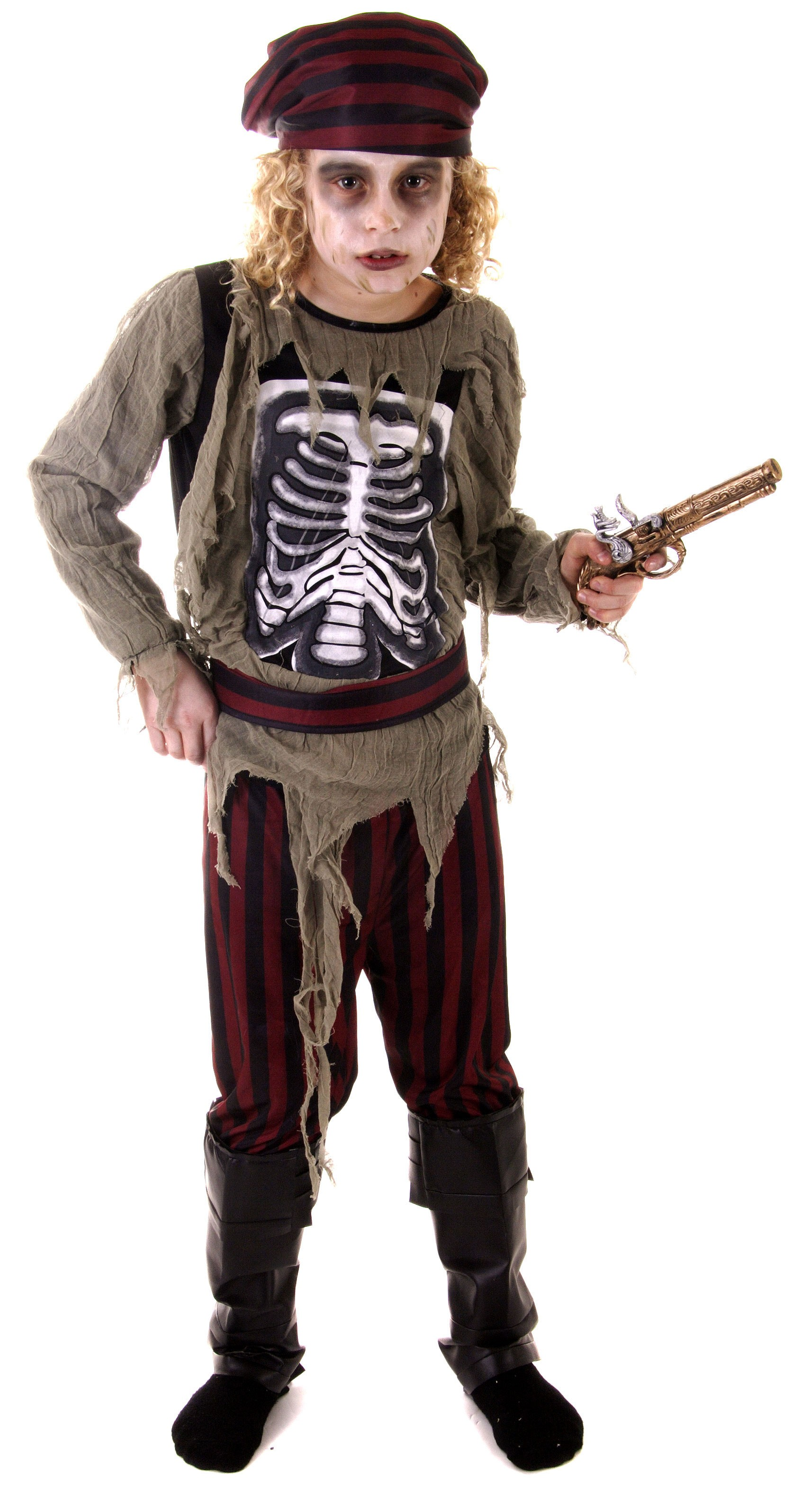 Click to Enlarge  sc 1 st  The Costume Corner & Products: Kids Ghost Ship Pirate   The Costume Corner Fancy Dress ...