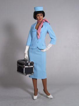 1950s Airhostess For Sale - 1950s Airhostess (Hire Costume) | The Costume Corner