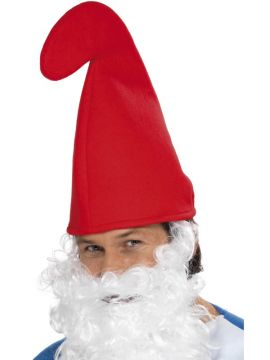Gnome Hat - Red For Sale - Gnome Hat in Red. | The Costume Corner Fancy Dress Super Store