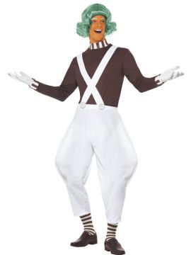 Candy Creator For Sale - Candy Creator Male Costume, Top, Trousers, Gloves and Socks. | The Costume Corner Fancy Dress Super Store