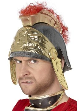 Roman Helmet For Sale - Plastic Roman Helmet | The Costume Corner Fancy Dress Super Store