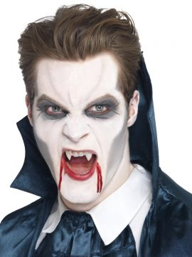 Vampire Make Up, Grey, White and Black For Sale - Vampire Make Up, Grey, White and Black, 3 colours with Applicator, on Display Card | The Costume Corner Fancy Dress Super Store