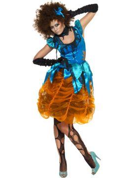 Killerella For Sale - Killerella Costume, with Dress and Choker. | The Costume Corner Fancy Dress Super Store