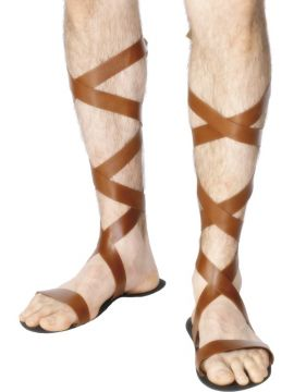 Roman Sandals For Sale - Roman Sandals | The Costume Corner Fancy Dress Super Store