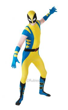2nd Skin Wolverine For Sale - 2nd Skin Wolverine costume. | The Costume Corner Fancy Dress Super Store
