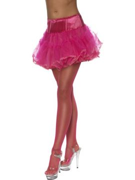 Tulle Petticoat - Hot Pink For Sale - Tulle Petticoat, Hot Pink. | The Costume Corner Fancy Dress Super Store