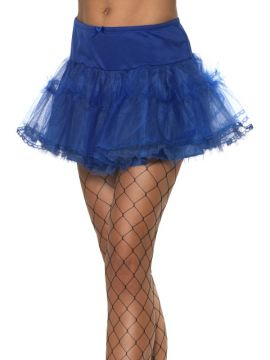 Tulle Petticoat - Blue For Sale - Tulle Petticoat, Blue. | The Costume Corner Fancy Dress Super Store