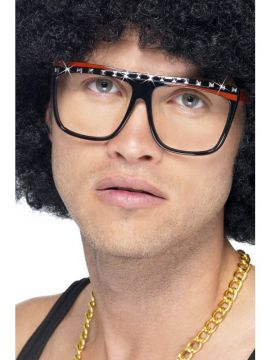 Stud Glasses For Sale - Stud Glasses without Lenses, Multicoloured | The Costume Corner Fancy Dress Super Store