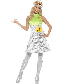 Sesame Street - Oscar For Sale - Sesame Street Oscar Costume, Dress and Headpiece | The Costume Corner Fancy Dress Super Store