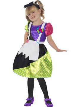 Tradegy Rag Dolly Anna For Sale - Tragedy Rag Dolly Anne Costume, with Dress and Headband. | The Costume Corner Fancy Dress Super Store