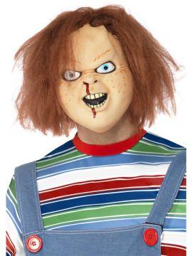 Chucky Mask For Sale - Chucky Mask, Full Overhead, Latex. | The Costume Corner Fancy Dress Super Store