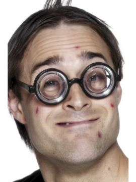 Nerd Glasses For Sale - Nerd Glasses, Black | The Costume Corner Fancy Dress Super Store
