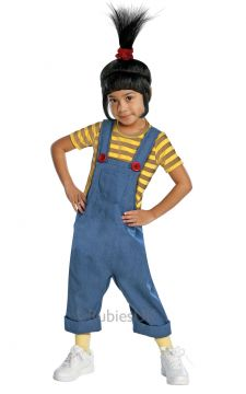 Agnes For Sale - Agnes Deluxe Child Costume. Jumpsuit and Wig. | The Costume Corner Fancy Dress Super Store