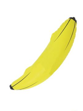 Banana For Sale - Banana, Inflatable, 73cm/28 inches | The Costume Corner Fancy Dress Super Store