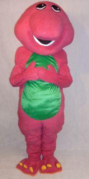 Barney Mascot For Sale -    The Costume Corner