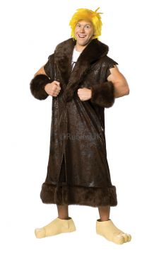 Barney Rubble For Sale - Fred Flintstone's neighbour, lodge brother and best friend since the first time Fred went through the fifth grade, Barney can be relied upon to get Fred out of a corner. Be it ... | The Costume Corner Fancy Dress Super Store