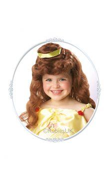 Belle Wig For Sale - Belle Wig | The Costume Corner Fancy Dress Super Store