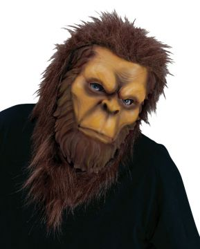 Bigfoot Mask For Sale -  | The Costume Corner Fancy Dress Super Store