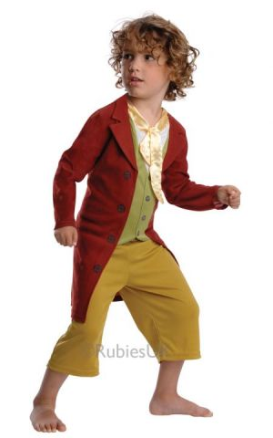 Bilbo Baggins - Lord of the Rings For Sale - Bilbo Baggins -Mock Jacket & Waistcoat, Trousers | The Costume Corner Fancy Dress Super Store