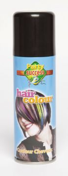 Hairspray - Black For Sale - (125ml) Black Hairspray | The Costume Corner Fancy Dress Super Store