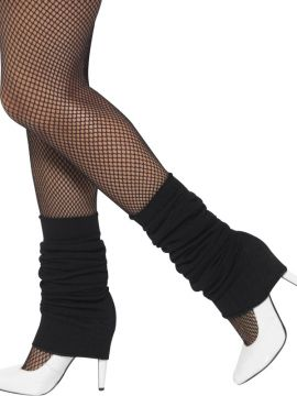 Black Legwarmers For Sale - Legwarmers, Black | The Costume Corner Fancy Dress Super Store
