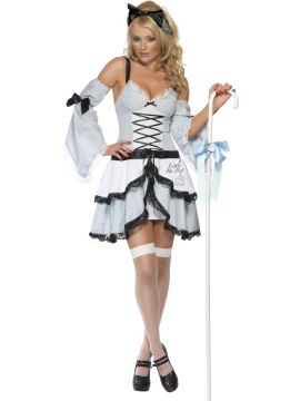 Bo Peep For Sale - Fever Bo Peep Costume, With Dress, Sleeves and Hair Bow | The Costume Corner Fancy Dress Super Store