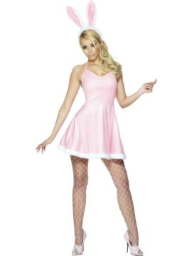 Bunny Lady For Sale - Bunny Lady Costume includes dress and headpiece. | The Costume Corner Fancy Dress Super Store