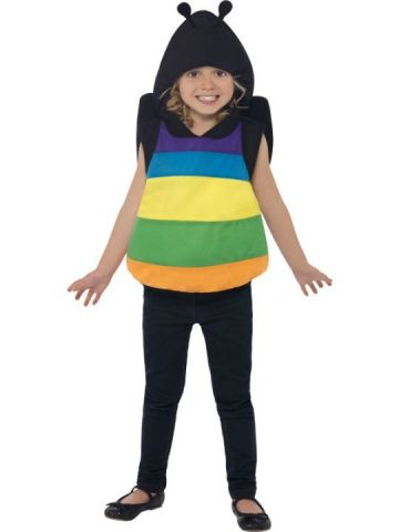 Butterfly For Sale - Butterfly Costume, With Tabard With Hood and Wings | The Costume Corner Fancy Dress Super Store