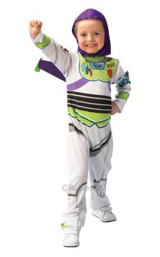Buzz Lightyear For Sale - Buzz Lightyear Costume. Includes space suit with hood and wings. | The Costume Corner Fancy Dress Super Store