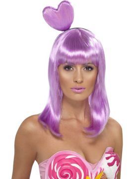 Candy Queen Wig For Sale - Candy Queen Wig | The Costume Corner Fancy Dress Super Store