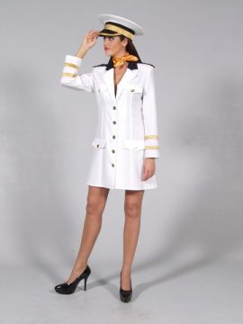 Captain Girl For Sale - Captain Girl (Hire Costume) | The Costume Corner
