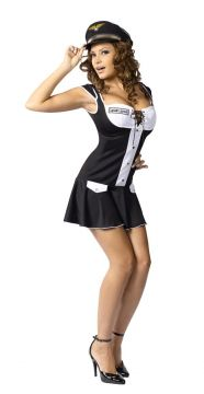 Captain Layover For Sale - Dress & matching hat | The Costume Corner Fancy Dress Super Store