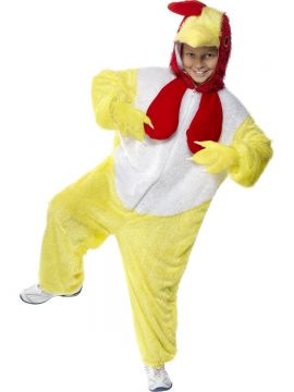 Chicken For Sale - Plush Chicken costume with attached hood. | The Costume Corner Fancy Dress Super Store