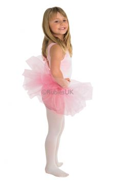 Child Tutu For Sale - Child Tutu baby pink. | The Costume Corner Fancy Dress Super Store