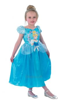 Cinderella For Sale - Dress up as Cinderella as she appeared in Disney's Sofia the First: Once Upon a Princess. You'll love the different shades of blue and the way the dress moves when you spin aro... | The Costume Corner Fancy Dress Super Store