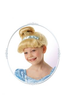 Cinderella Wig For Sale - Cinderella Wig | The Costume Corner Fancy Dress Super Store