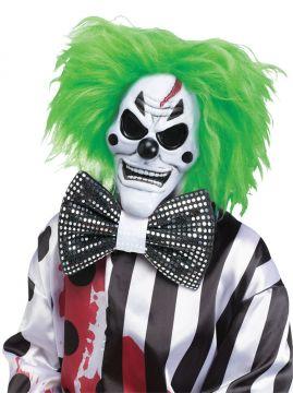 Clown Mask For Sale - Clown Mask Colour Change.   The Costume Corner Fancy Dress Super Store