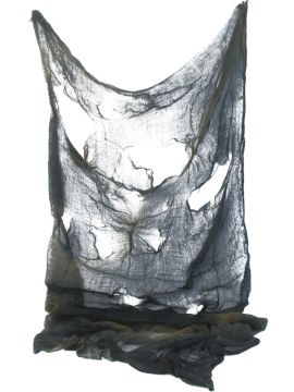 Creepy Cloth For Sale - Creepy Cloth, Grey, 75cm x 180cm | The Costume Corner Fancy Dress Super Store