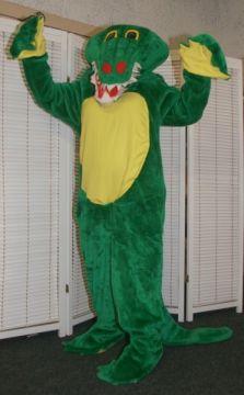 Crocodile Mascot For Sale -  | The Costume Corner