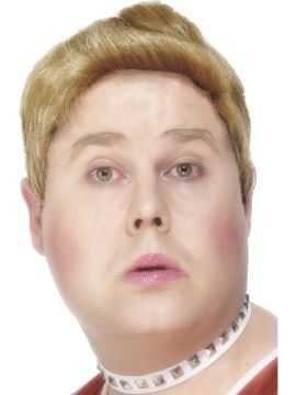 Daffyd Wig For Sale - Little Britain Daffyd Wig, Blonde. | The Costume Corner Fancy Dress Super Store