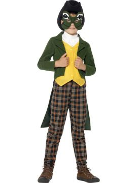 Prince Charming Deluxe For Sale - We all know how the fairy tale goes; kiss a frog and he will become a charming prince! Kids will love dressing up in the Deluxe Prince Charming Costume, complete with a hat, ma... | The Costume Corner Fancy Dress Super Store