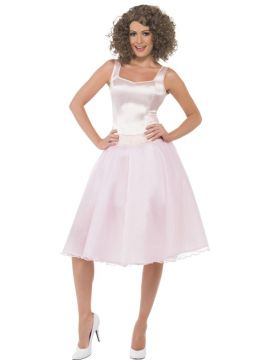 Dirty Dancing - Baby - Last Dance For Sale - Dirty Dancing Baby Last Dance Costume, Pink, with Dress and Wig | The Costume Corner Fancy Dress Super Store