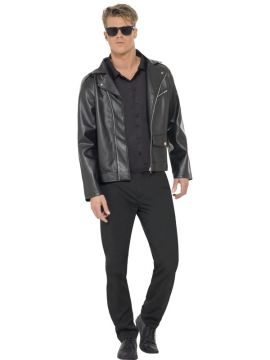Johnny Last Dance For Sale - Dirty Dancing, Johnny Last Dance Costume, with Printed Jacket and Top | The Costume Corner Fancy Dress Super Store