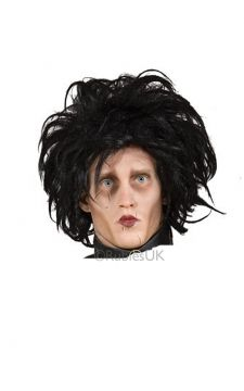 Edward Scissorhands Wig For Sale -  | The Costume Corner Fancy Dress Super Store